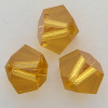 Swarovski 5310 5.5mm Simplicity Beads 5 Topaz
