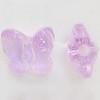Swarovski 5754 10mm Butterfly Beads Violet