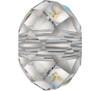 Swarovski 5040 6mm Rondelle Beads Light Grey Opal