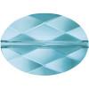 Swarovski 5050 22mm Oval Beads Aquamarine