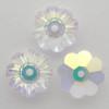 Swarovski 3700 10mm Marguerite Beads Crystal AB