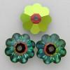 Swarovski 3700 6mm Marguerite Beads Crystal Vitrail Medium
