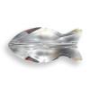 Swarovski 5727 18mm Fish Beads Crystal Golden Shadow