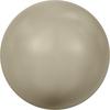 Swarovski 5810 5mm Round Pearls Platinum