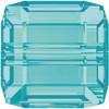 Swarovski 5601 4mm Cube Beads Light  Turquoise  (288 pieces)