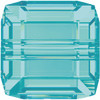 Swarovski 5601 6mm Cube Beads Light  Turquoise  (144 pieces)