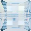 Swarovski 5624 10mm Stairway Beads Crystal  Blue Shade  (108 pieces)