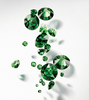 Swarovski 5328 4mm Xilion Bicone Beads Dark Moss Green  (1440 pieces)