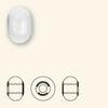 Swarovski 5890 14mm BeCharmed Pearls Crystal Blackberry Pearl  ( 12 pieces)