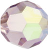 Swarovski 5000 8mm Round Beads Light Amethyst AB Fully Coated  ( 288 pieces)