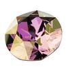 Swarovski 5051 10mm Mini Oval Beads Crystal Lilac Shadow ( 144 pieces)