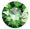 Swarovski 2058 12ss Xilion Flatback Dark Moss Green  ( 1440 pieces)