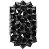 Swarovski 80401 16mm BeCharmed Pavé Spikes Beads with Jet Stones on Black base (12 pieces)