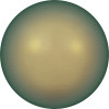 Swarovski 5810 8mm Round Pearls Crystal Iridescent Green Pearl (50 pieces)