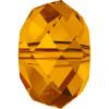 Swarovski 5040 6mm Rondelle Beads Tangerine (360 pieces)