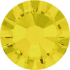 Swarovski 2058 7ss(~2.25mm) Xilion Flatback Yellow Opal (1440 pieces )