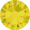 Swarovski 2058 9ss(~2.65mm) Xilion Flatback Yellow Opal (1440 pieces )