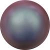 Swarovski 5810 3mm Crystal Iridescent Red Pearl Round Pearls