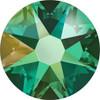 Swarovski Crystal Flatback Erinite Shimmer Effect