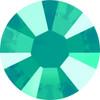 Swarovski style # 2038 & 2078 Flatback Hot Fix Crystal Azure Blue Hot Fix