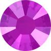 Swarovski style # 2038 & 2078 Flatback Hot Fix Crystal Peony Pink Hot Fix