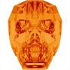 Swarovski 5750 13mm Skull Beads Sun (12 pieces)