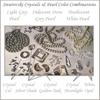 Swarovski 5810 10mm Round Pearls Crystal Iridescent Dove Grey (100 pieces)