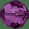 Swarovski 5000 2mm Round Beads Amethyst (1440  pieces)