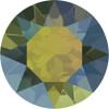 Swarovski 1088 39ss Xirius Round Stones Crystal Iridescent Green (144 pieces)