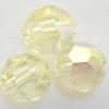 On Hand: Swarovski 5000 5mm Round Beads Jonquil AB  (36 pieces)