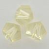 Swarovski 5310 5.5mm Simplicity Beads 5 Jonquil