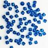 Swarovski 5328 4mm Xilion Bicone Beads Capri Blue