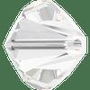 On Hand: Swarovski 5328 4mm Xilion Bicone Beads Crystal   (72 pieces)