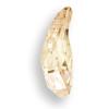 Swarovski 5530 28mm Aquiline Beads Crystal Golden Shadow