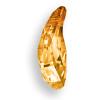 Swarovski 5531 18mm Aquiline Beads Crystal Copper