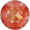 Swarovski 1088 29ss Xirius Round Stones Crystal Orange Glow Delite