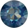 Swarovski 1088 39ss Xirius Round Stones Crystal Royal Blue Delite