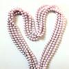 Swarovski 5810 6mm Round Pearls Crystal Iridescent Dreamy Rose (100 pieces)