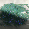 On Hand: Swarovski 5328 4mm Xilion Bicone Beads Pacific Opal Shimmer 2X   (72 pieces)