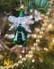 Angel Ornament Swarovski Crystal - A Perfect Christmas Gift! (Free Shipping!)
