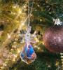 Angel Ornament Swarovski Crystal AB - A Perfect Christmas Gift! (Free Shipping!)