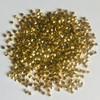 On Hand: Swarovski 5328 4mm Xilion Bicone Beads Crystal Aurum 2X   (72 pieces)