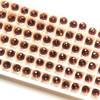 On Hand: Swarovski 5040 8mm Rondelle Beads Blush Rose (12 pieces)