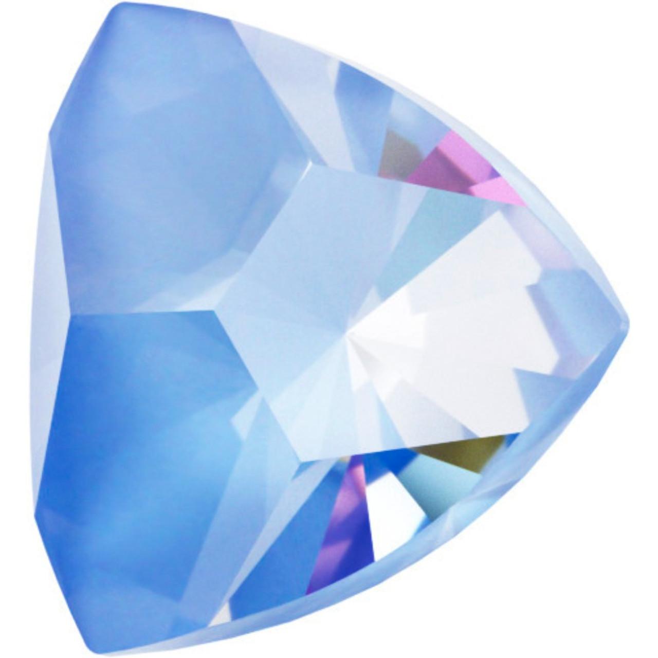 6c96645e001 Swarovski 4799 20mm Kaleidoscope Triangle Fancy Stones Crystal Ocean ...