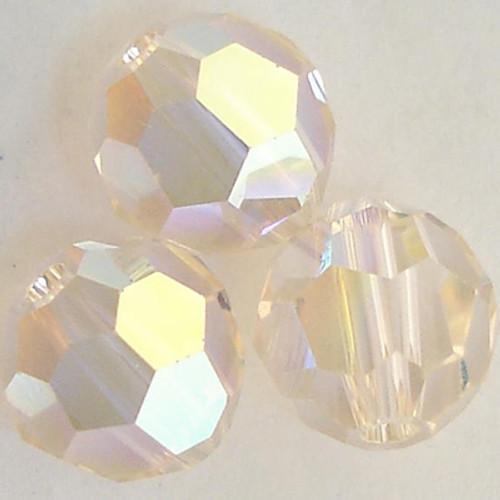 Swarovski 5000 4mm Round Beads Silk AB  (720 pieces)