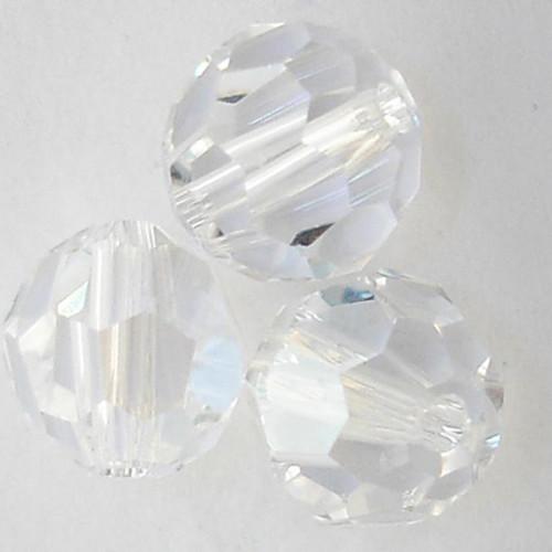 Swarovski 5000 6mm Round Beads Crystal Moonlight  (360 pieces)