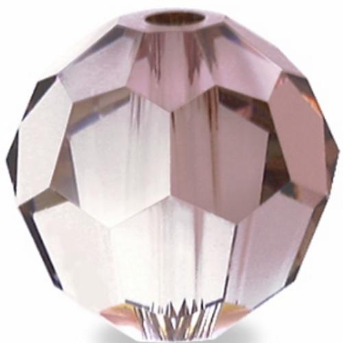 Swarovski 5000 8mm Round Beads Crystal Antique Pink  (288 pieces)