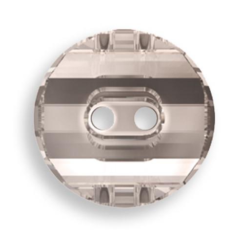 Swarovski 3035 14mm Round Button Crystal Satin (36  pieces)
