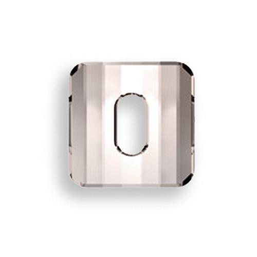 Swarovski 3037 12mm Square Button Crystal Satin (48  pieces)