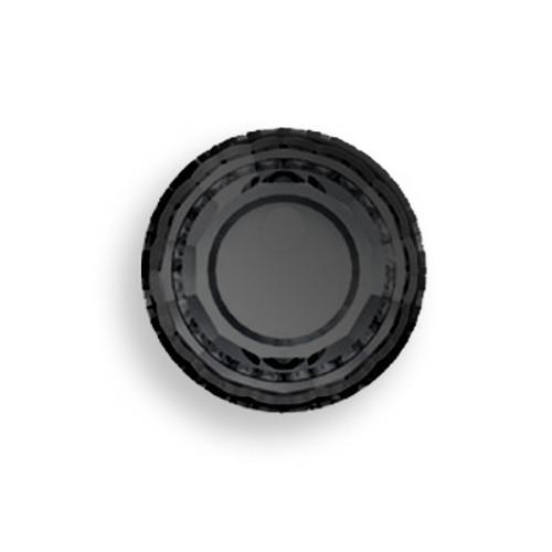 Swarovski 3122 10mm Round Button Jet (72  pieces)